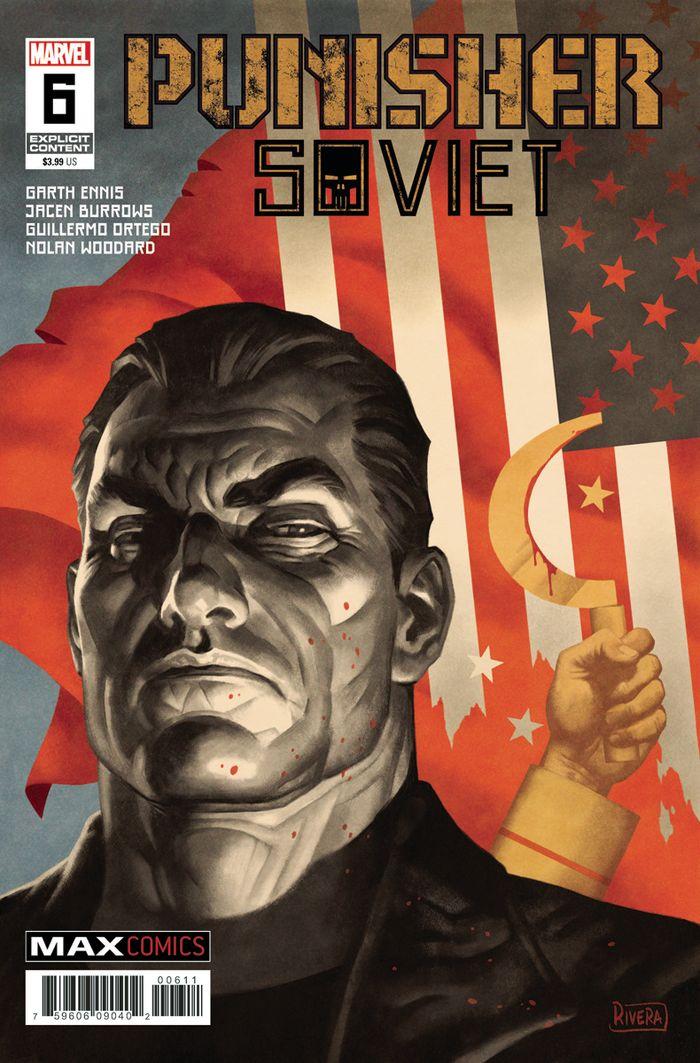 PUNISHER SOVIET #6 (OF 6)