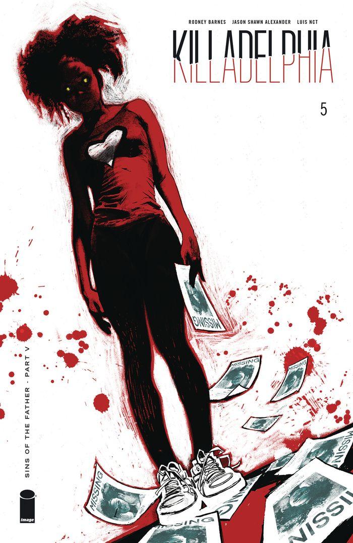 KILLADELPHIA #5 COVER A ALEXANDER