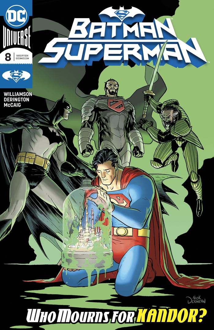 BATMAN SUPERMAN #8