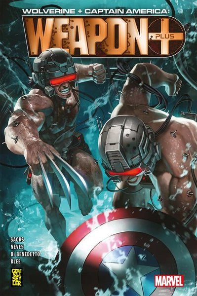 Wolverine & Captain America : Weapon Plus