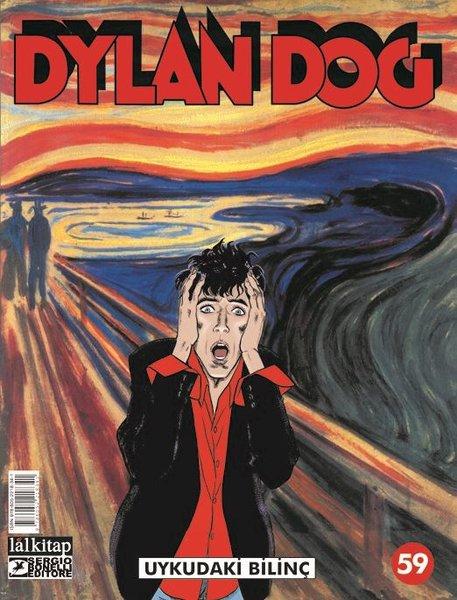 Dylan Dog Sayı 59 - UYkudaki Bilinç