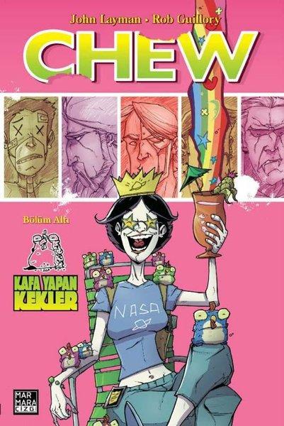 Chew Cilt 6: Kafa Yapan Kekler