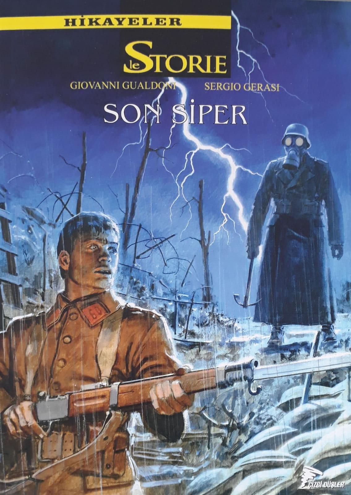 Hikayeler - Le Storie Cilt 11: Son Siper