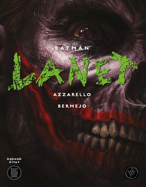Batman: Lanet 3.Kitap