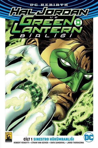Hal Jordan ve Green Lantern Birliği Cilt 1 - Sinestro Hükümranlığı