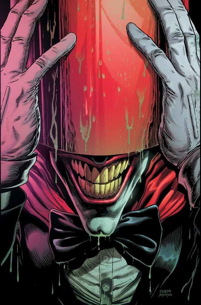 BATMAN THREE JOKERS #1 (OF 3) PREMIUM VARIANT A RED HOOD ÖN SİPARİŞ KAPORA ÖDEMESİ