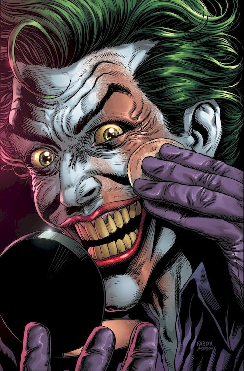 BATMAN THREE JOKERS #2 (OF 3) PREMIUM VARIANT F MAKE UP ÖN SİPARİŞ KAPORA ÖDEMESİ