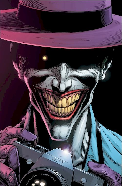 BATMAN THREE JOKERS #3 (OF 3) PREMIUM VARIANT G KILLING JOKER ÖN SİPARİŞ KAPORA ÖDEMESİ