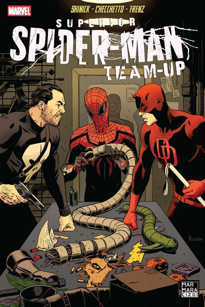 Superior Spider-man Team-Up 8