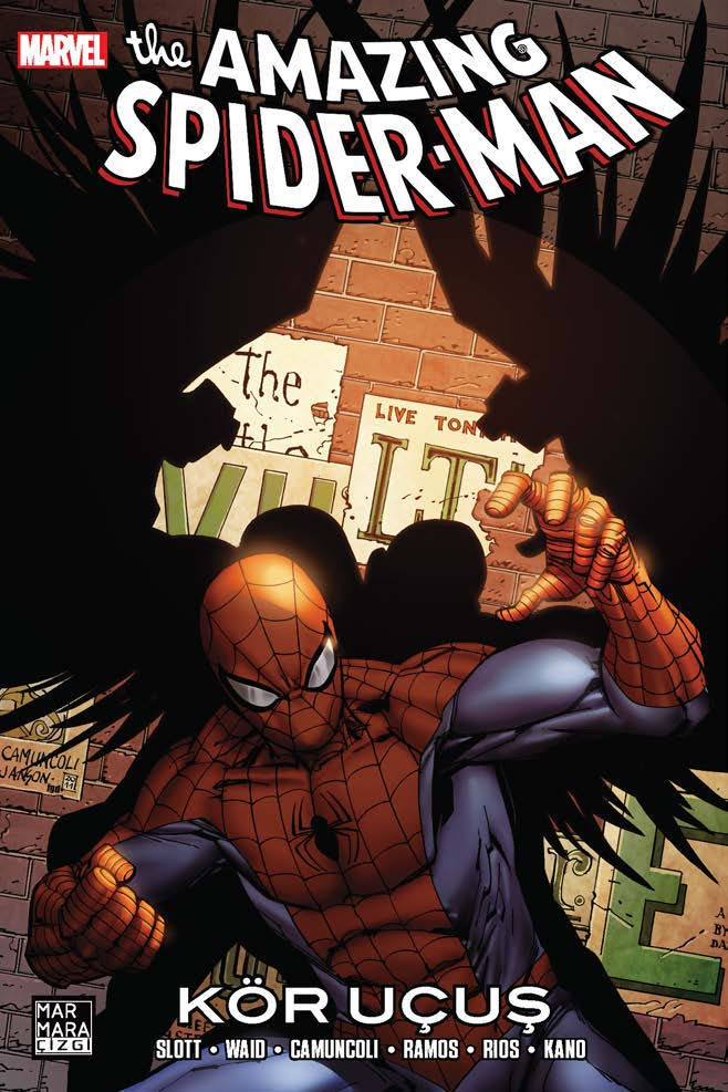 Amazing Spider-Man Cilt 27