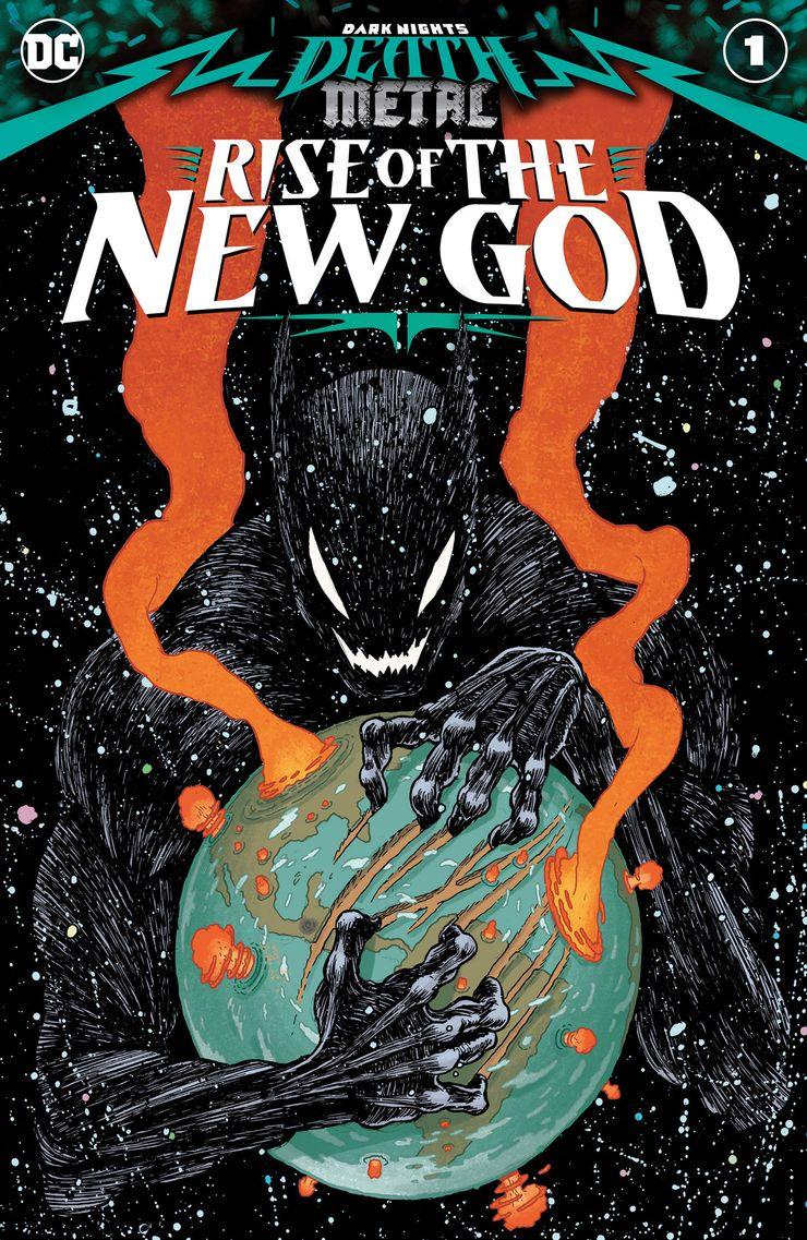 DARK NIGHTS DEATH METAL RISE OF THE NEW GOD #1 ÖN SİPARİŞ KAPORA ÖDEMESİ
