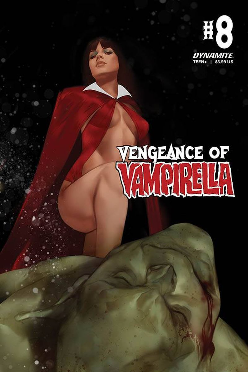 VENGEANCE OF VAMPIRELLA #8 COVER B OLIVER