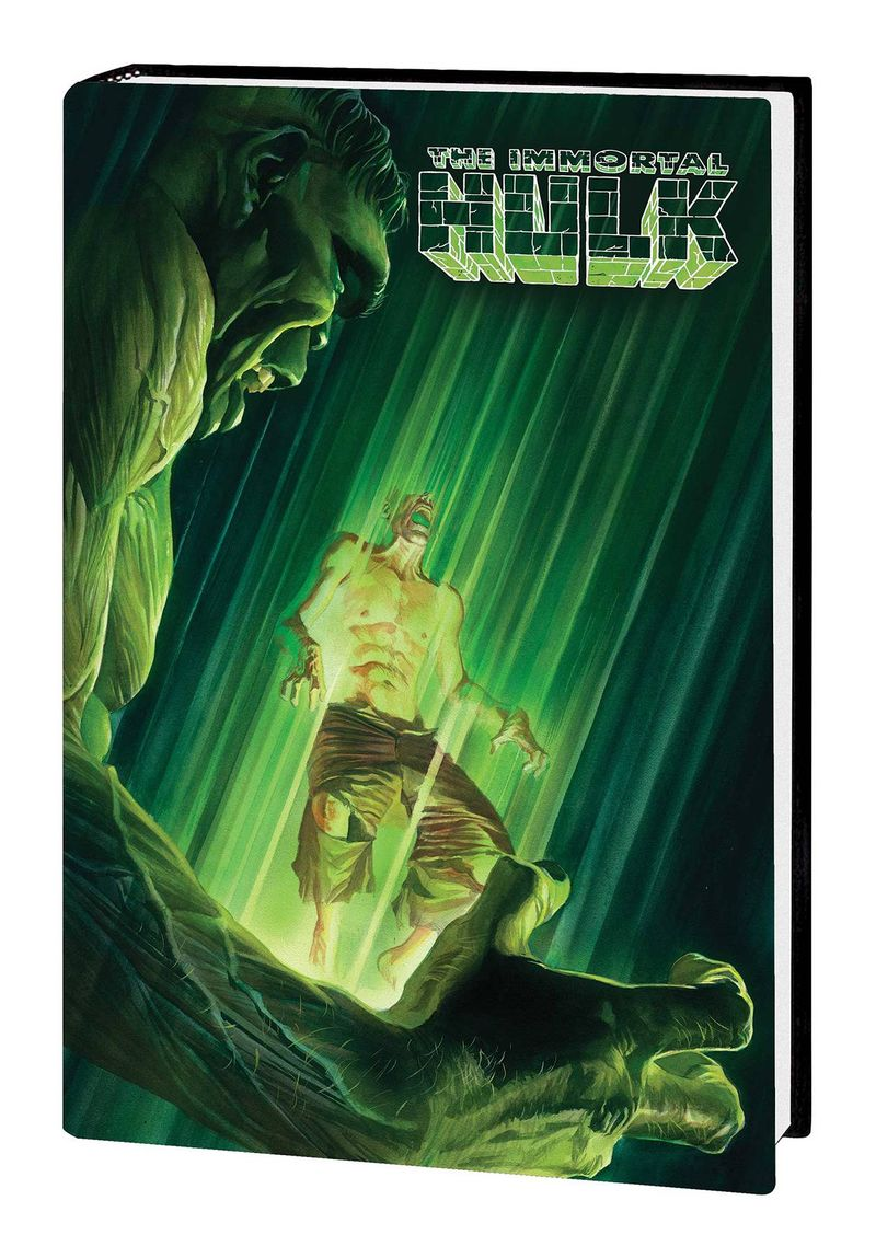 THE IMMORTAL HULK VOL 02 HARDCOVER