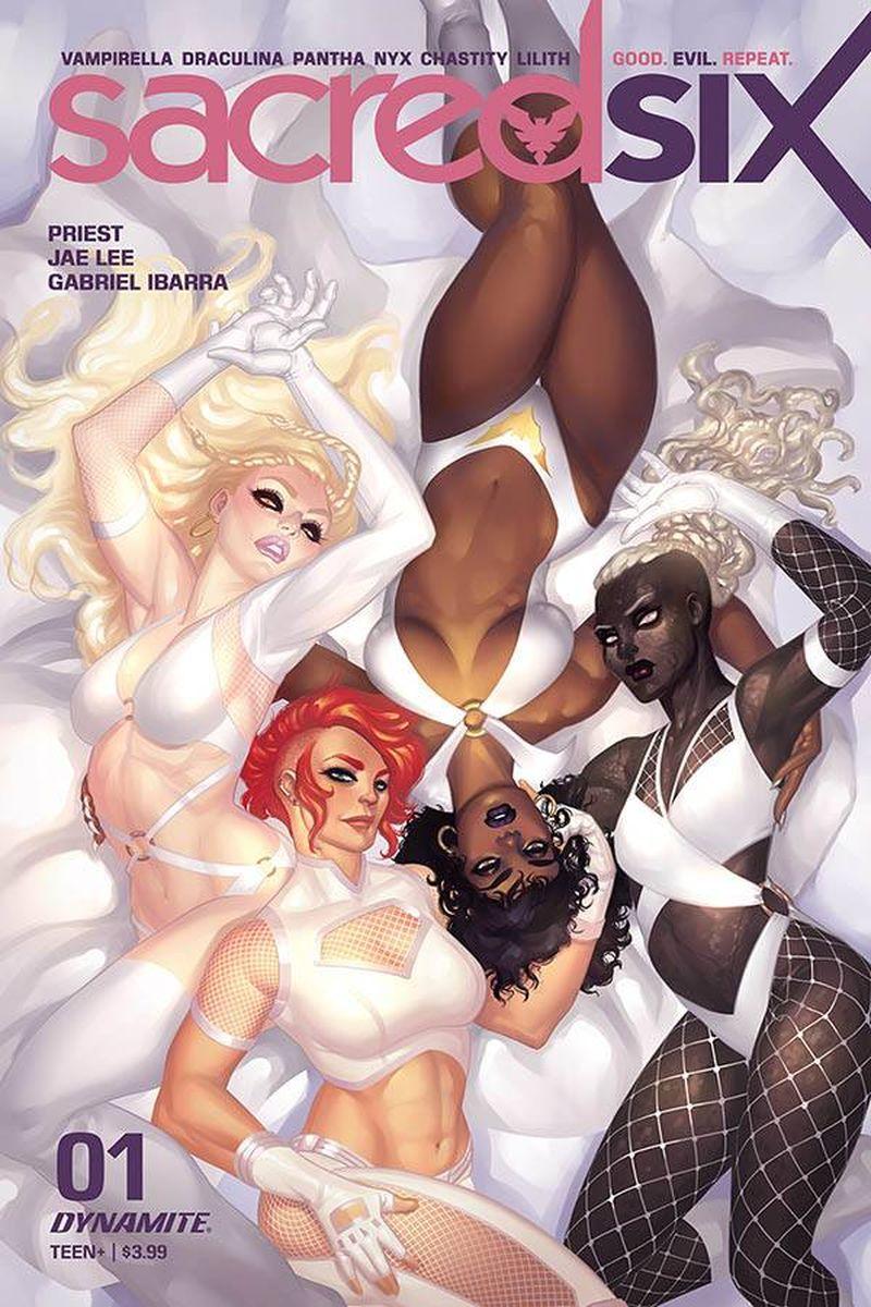 SACRED SIX #1 COVER D HETRICK