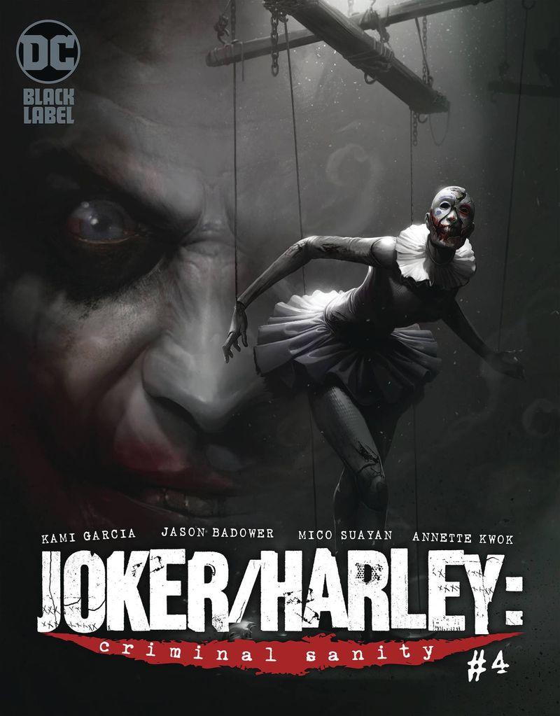 JOKER HARLEY CRIMINAL SANITY #4 (OF 9)