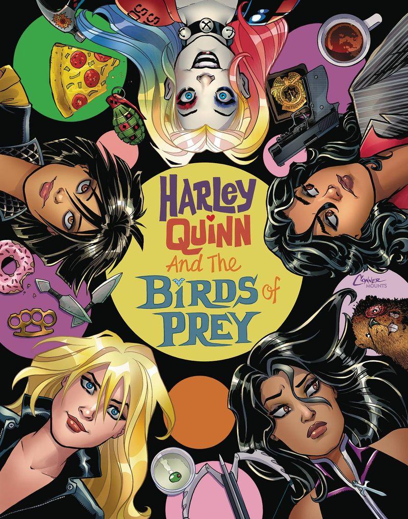 HARLEY QUINN & THE BIRDS OF PREY #2 (OF 4)