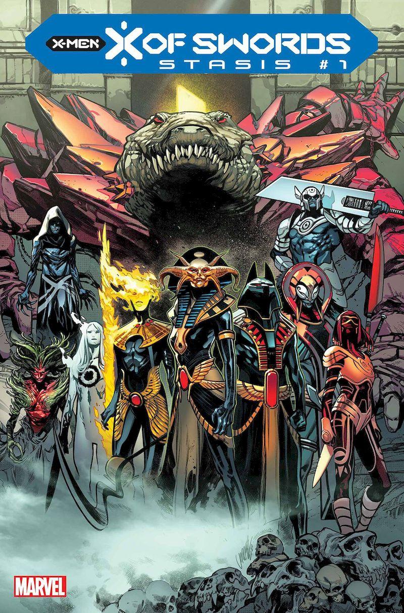 X OF SWORDS STASIS #1 - ÖN SİPARİŞ KAPORA ÖDEMESİ