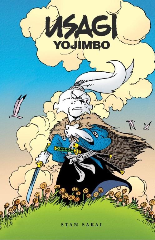 Usagi Yojimbo Cilt 1 (Sert Kapak İlk 7 Sayı Birarada)