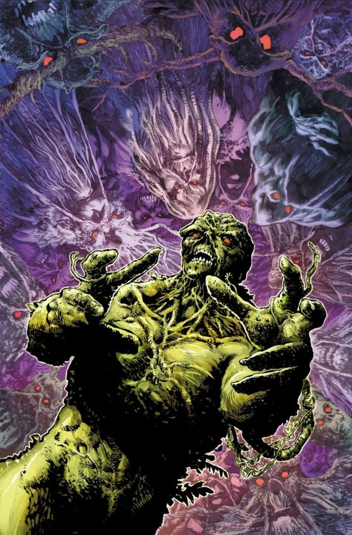 LEGEND OF THE SWAMP THING HALLOWEEN SPECTACULAR #1 ONE SHOT - ÖN SİPARİŞ KAPORA ÖDEMESİ