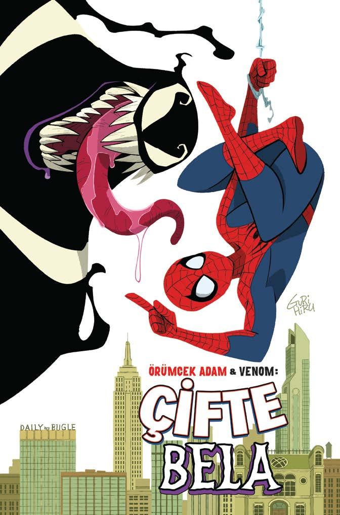 Örümcek Adam ve Venom: Çifte Bela Sayı 1