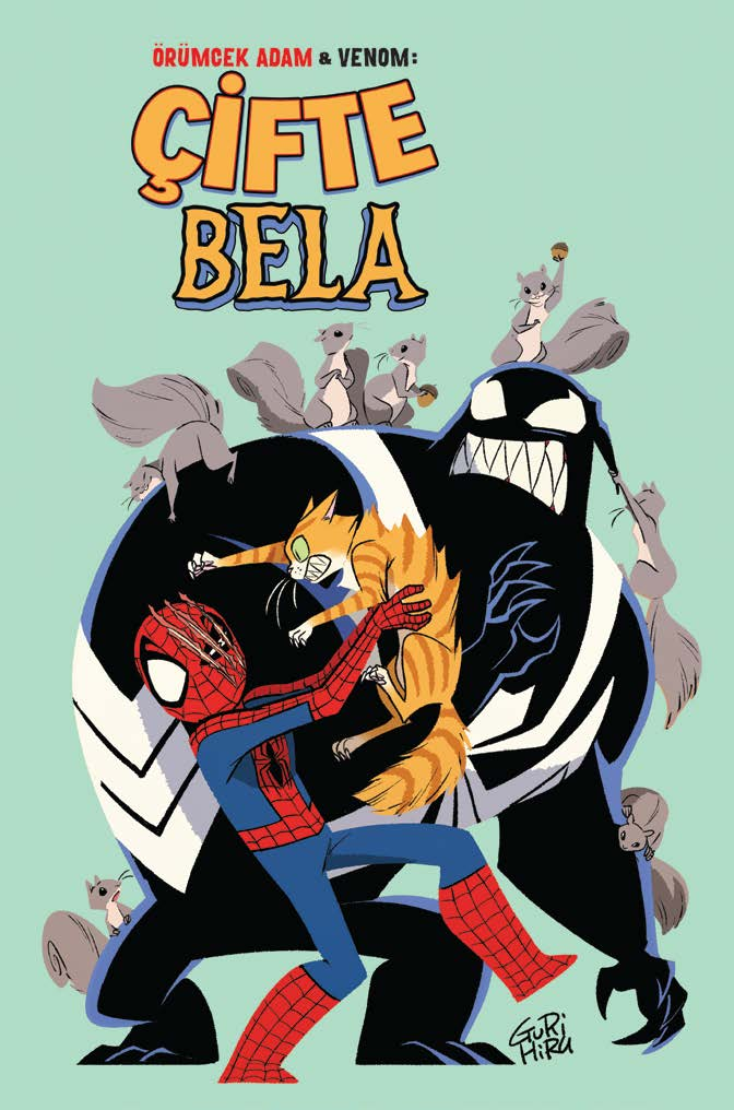 Örümcek Adam ve Venom: Çifte Bela Sayı 3