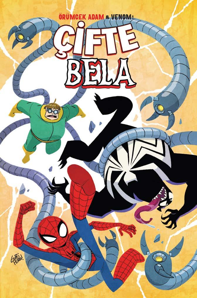 Örümcek Adam ve Venom: Çifte Bela Sayı 4