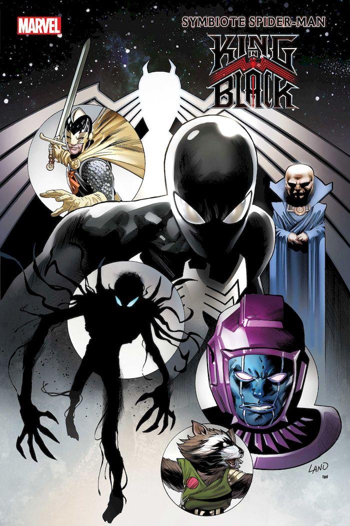 SYMBIOTE SPIDER-MAN KING IN BLACK #1 - ÖN SİPARİŞ KAPORA ÖDEMESİ