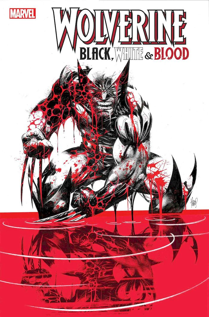 WOLVERINE BLACK WHITE BLOOD #1 (OF 4) - ÖN SİPARİŞ KAPORA ÖDEMESİ
