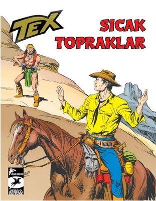 Tex Klasik Seri 48 - Sıcak Topraklar