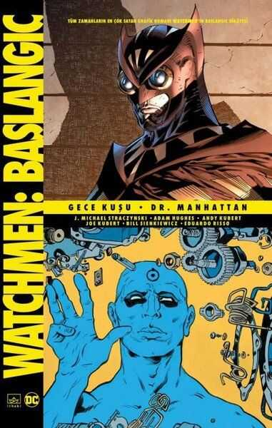 Watchmen Başlangıç Gece Kuşu - Dr Manhattan