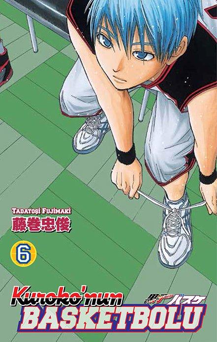 Kuroko'nun Basketbolu Cilt 6