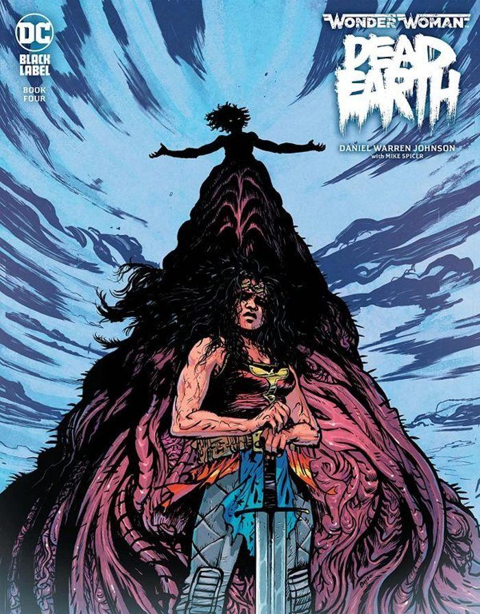 WONDER WOMAN DEAD EARTH #4 (OF 4)