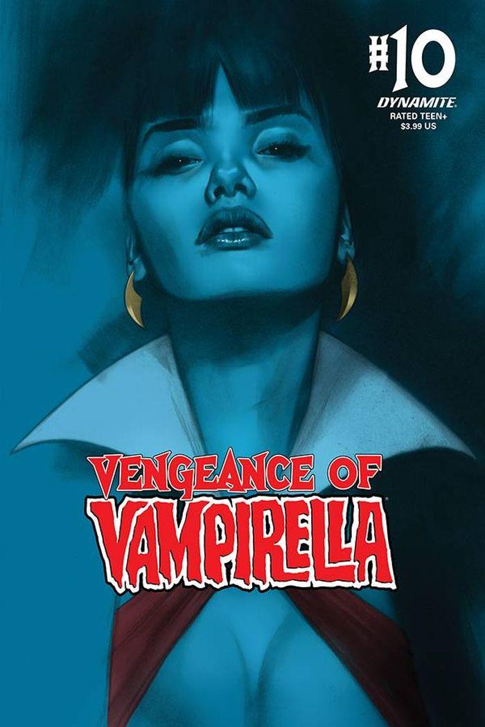 VENGEANCE OF VAMPIRELLA #10 COVER B OLIVER