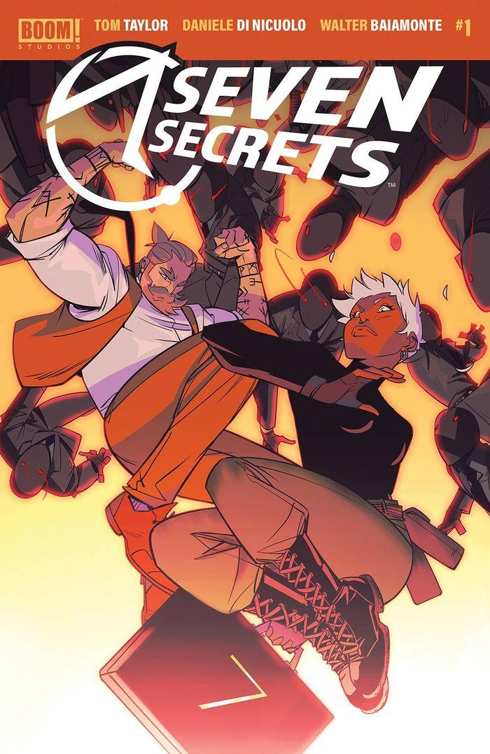 SEVEN SECRETS #1 MAIN