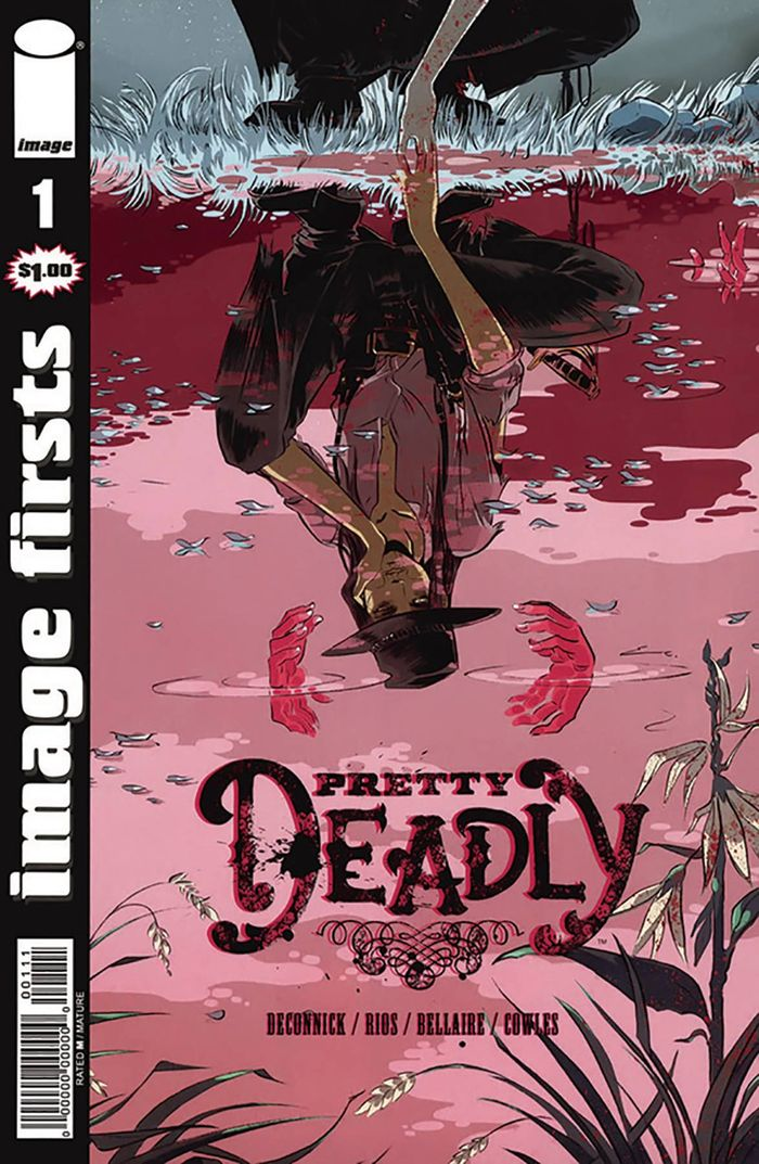 IMAGE FIRSTS PRETTY DEADLY #1 + 1 Adet Yerli Karton ve Poşet