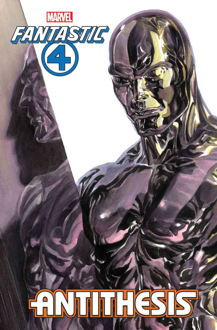 FANTASTIC FOUR ANTITHESIS #2 (OF 4) ALEX ROSS SILVER SURFER TIMELESS VARIANT