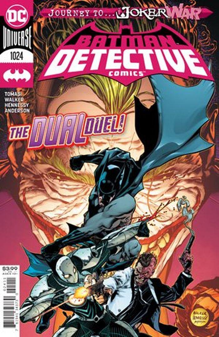 DETECTIVE COMICS #1024 JOKER WAR