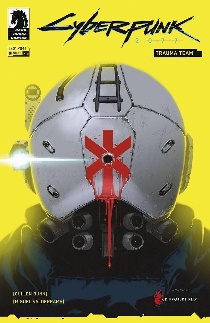 CYBERPUNK 2077 TRAUMA TEAM #1 (OF 4)