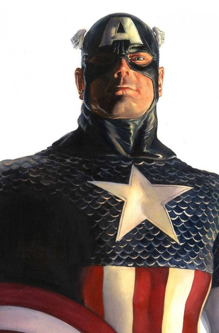 CAPTAIN AMERICA #23 ALEX ROSS CAPTAIN AMERICA TIMELESS VARIANT
