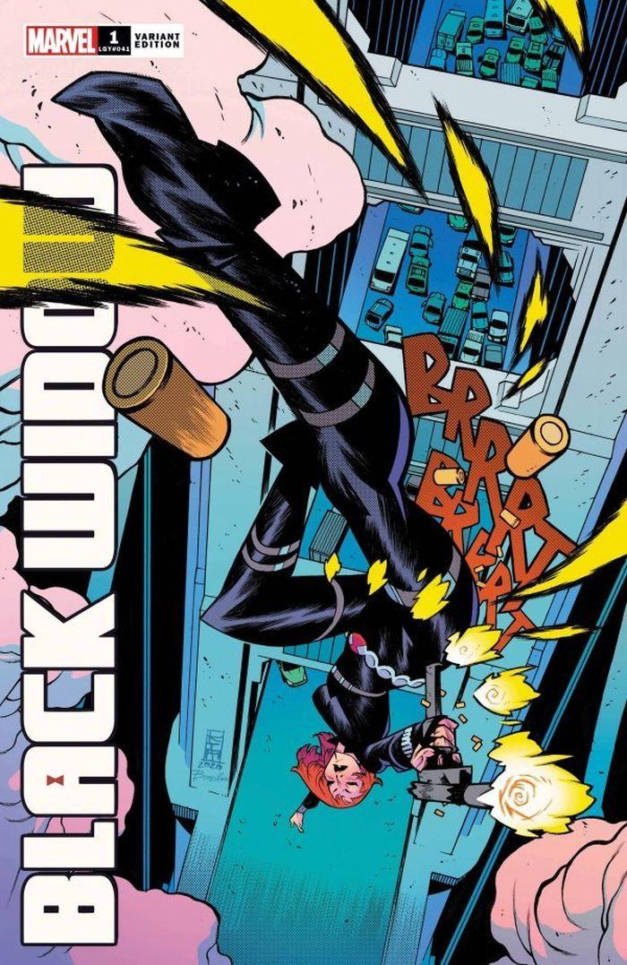 BLACK WIDOW #1 JACINTO VARIANT