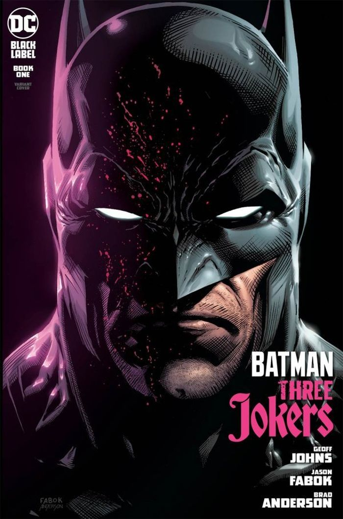 BATMAN THREE JOKERS #1 (OF 3) JASON FABOK VARIANT