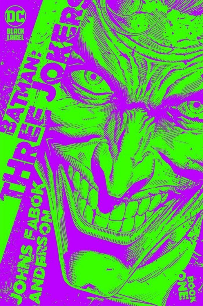 BATMAN THREE JOKERS #1 (OF 3) INC 1:25 TBD VARIANT