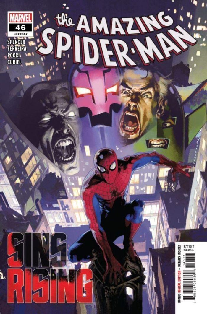 AMAZING SPIDER-MAN #46