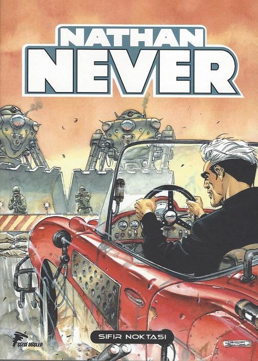 Nathan Never Cilt 26 (Limitli)