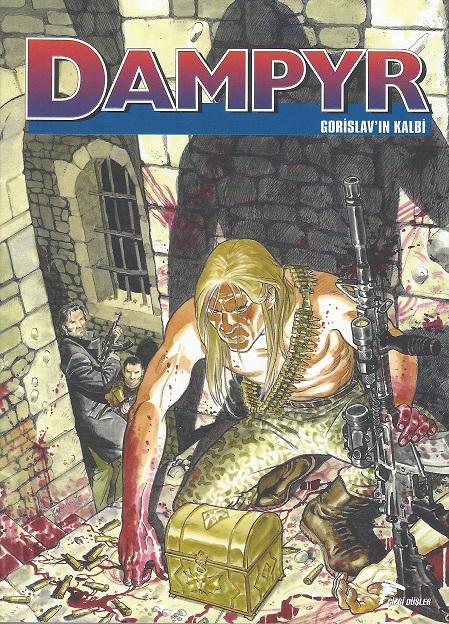 Dampyr Cilt 13 (Limitli)