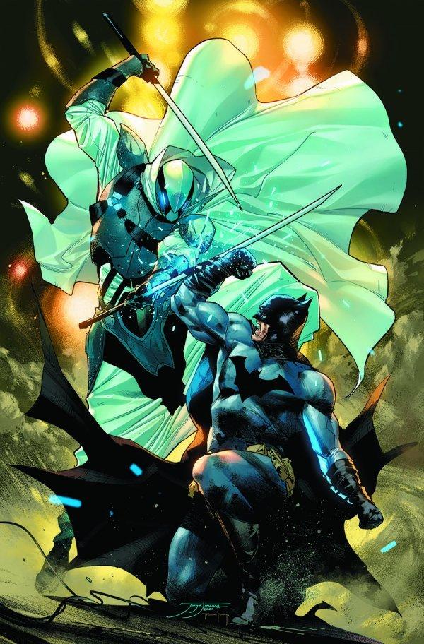BATMAN #102 COVER A JORGE JIMENEZ - ÖN SİPARİŞ KAPORA ÖDEMESİ