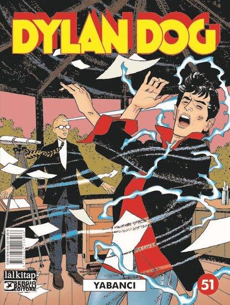 Dylan Dog Sayı 51 - Yabancı
