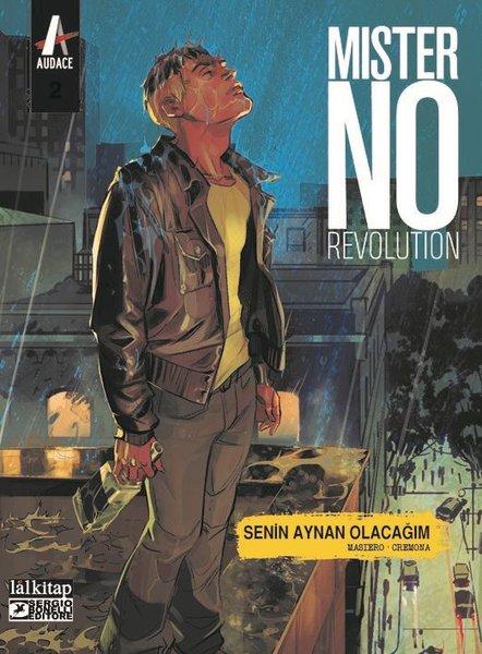 Mister NO Revolution Sayı 2 - Senin Aynan Olacağım