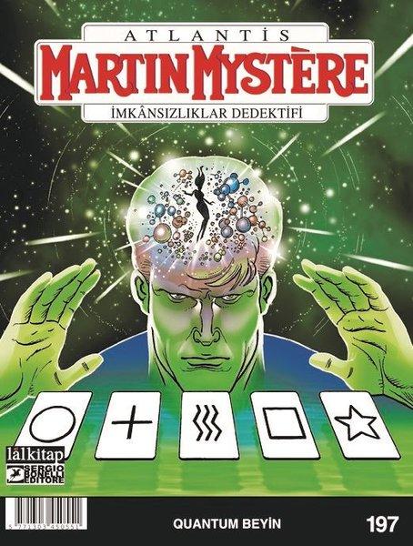 Martin Mystere Sayı 197 - Quantum Beyin