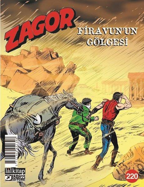Zagor Sayı 220 - Firavun'un Gölgesi